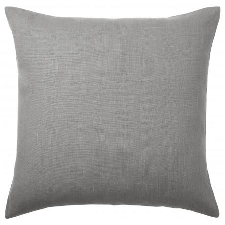 Чехол на подушку АЙНА серый фото 0